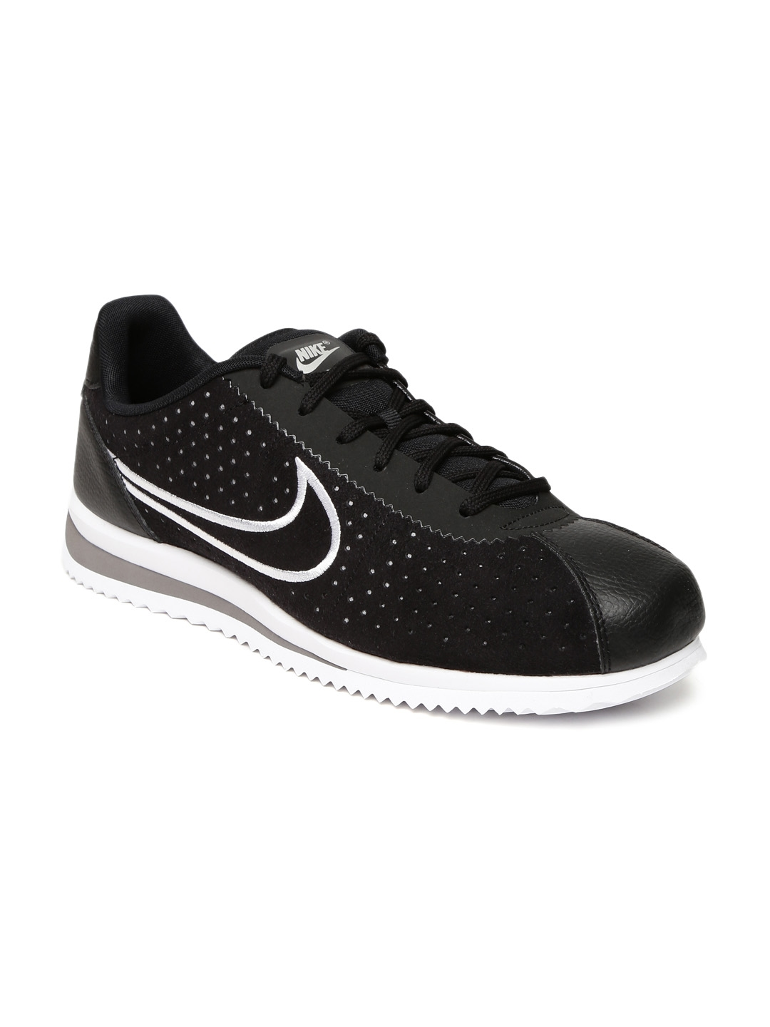 brand new 09ffa 6b9bb Buy Nike Men Black CORTEZ ULTRA MOIRE 2 Sneakers - Casual Shoes for ...