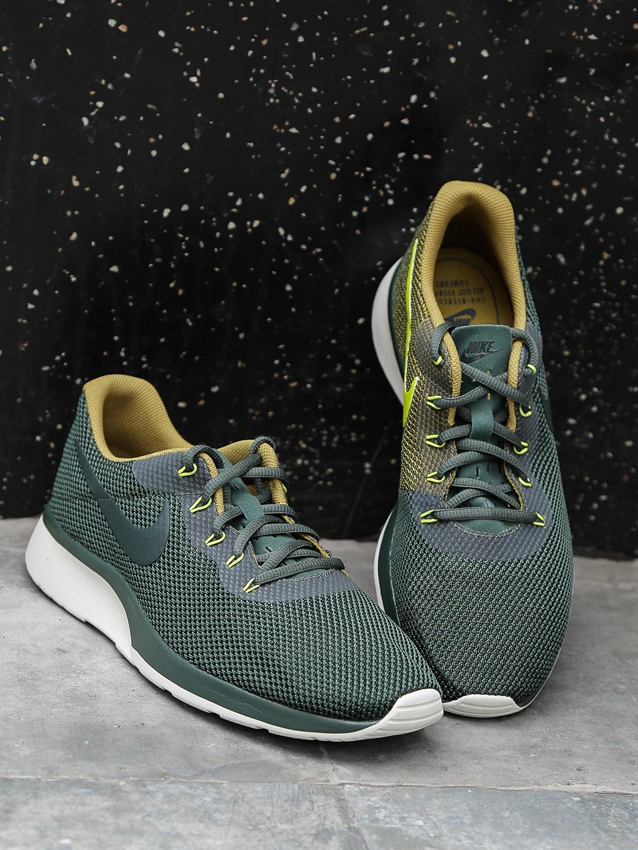 94845f5031b9c ... promo code for nike men green tanjun racer sneakers 9858c a1cc5