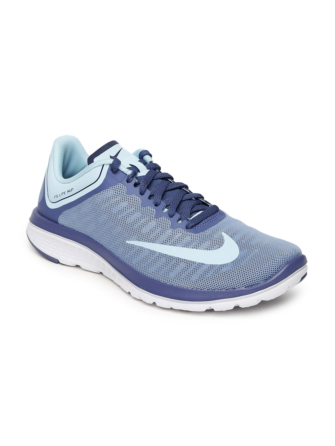 400bf0747c7c Buy Nike Women Blue FS LITE RUN 4 Running Shoes - Sports Shoes for ...