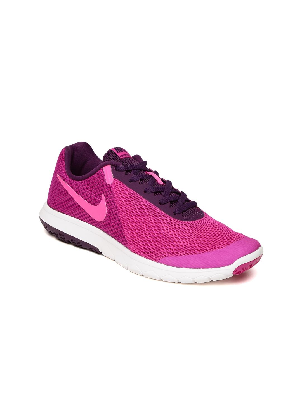 1b1411ac8be6 Buy Nike Women Magenta FLEX EXPERIENCE RN 6 Running Shoes - Sports ...