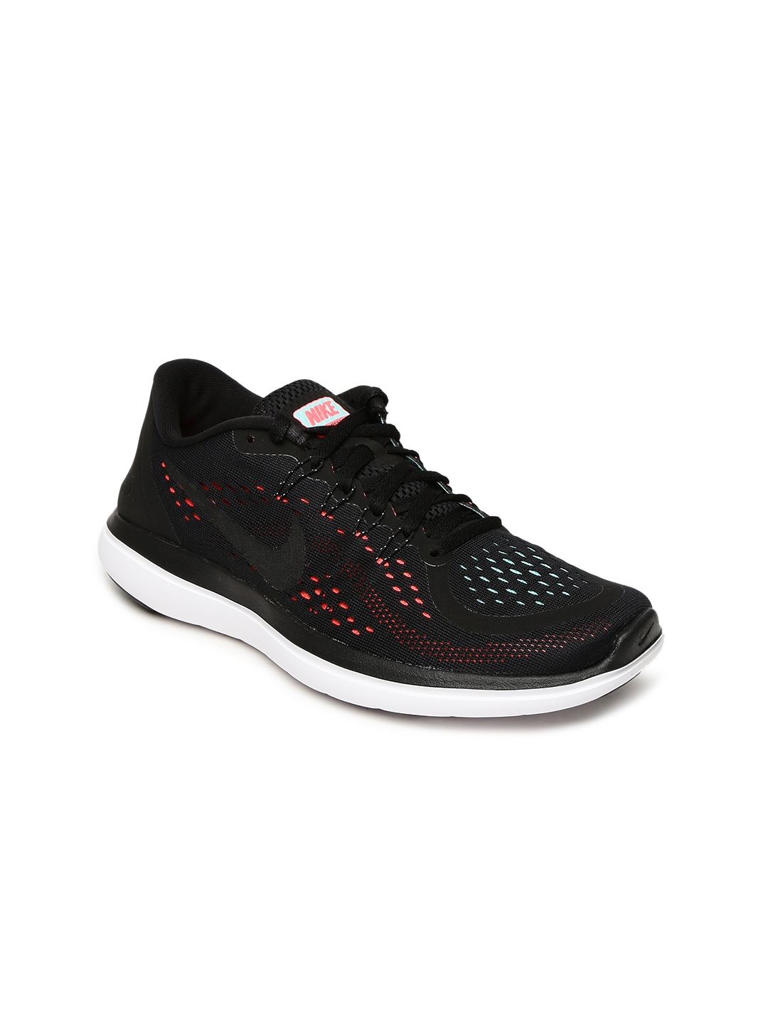 d7e5683717a Buy Nike Women Black FLEX 2017 RN Running Shoes - Sports Shoes for ...