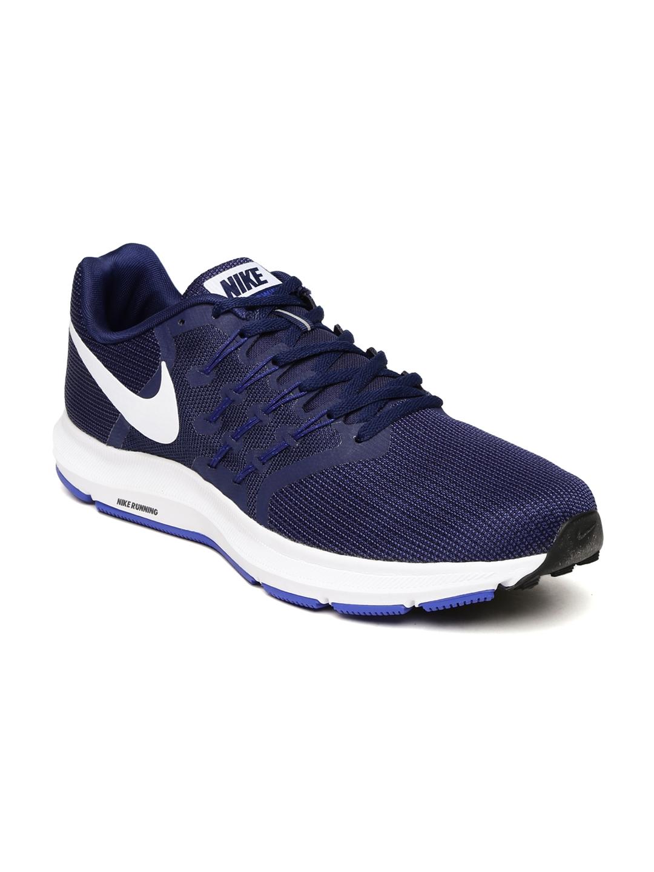 3b586f5b2e32 Buy Nike Men Navy Blue RUN SWIFT Running Shoes - Sports Shoes for ...