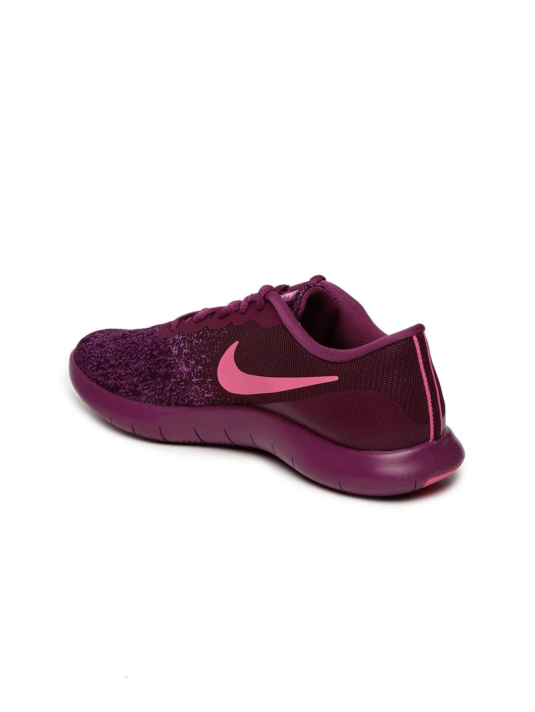 41b8bfacac301 Buy Nike Women Purple FLEX CONTACT Running Shoes - Sports Shoes for ...