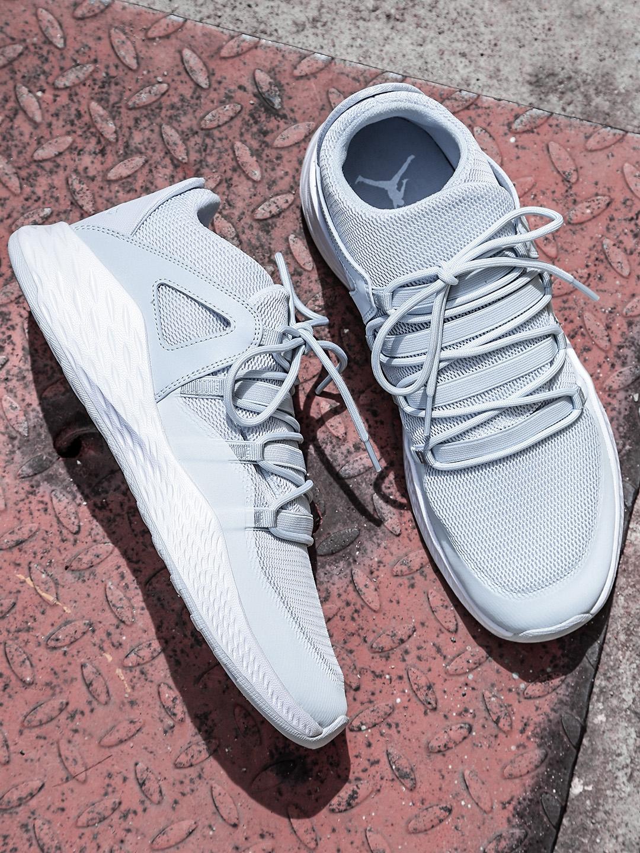 d7457f9587d9 Buy Nike Men Grey JORDAN FORMULA 23 Basketball Shoes - Sports Shoes ...