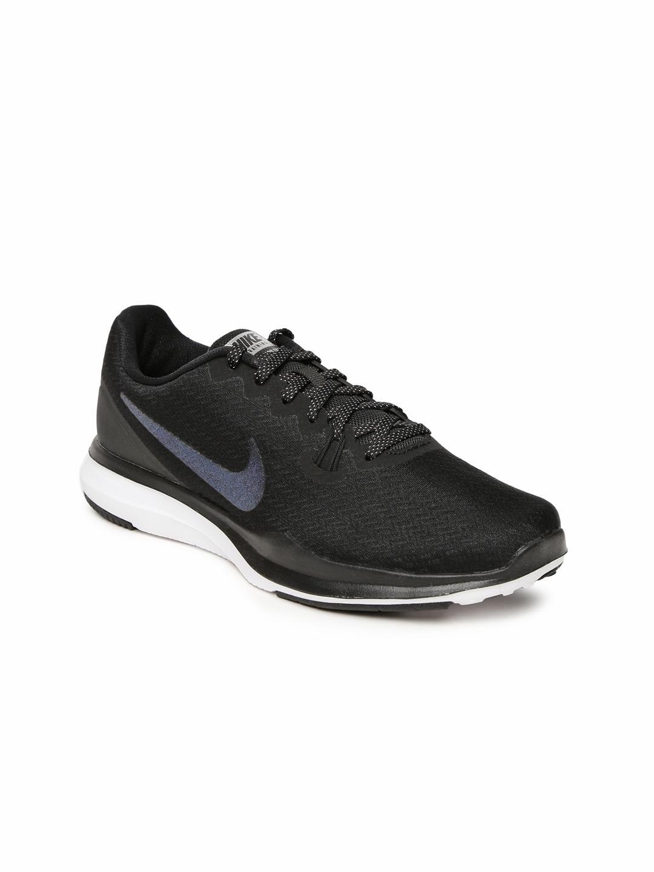 e12335ad6753 Buy Nike Women Black IN SEASON TR 7 MTLC Training Shoes - Sports ...