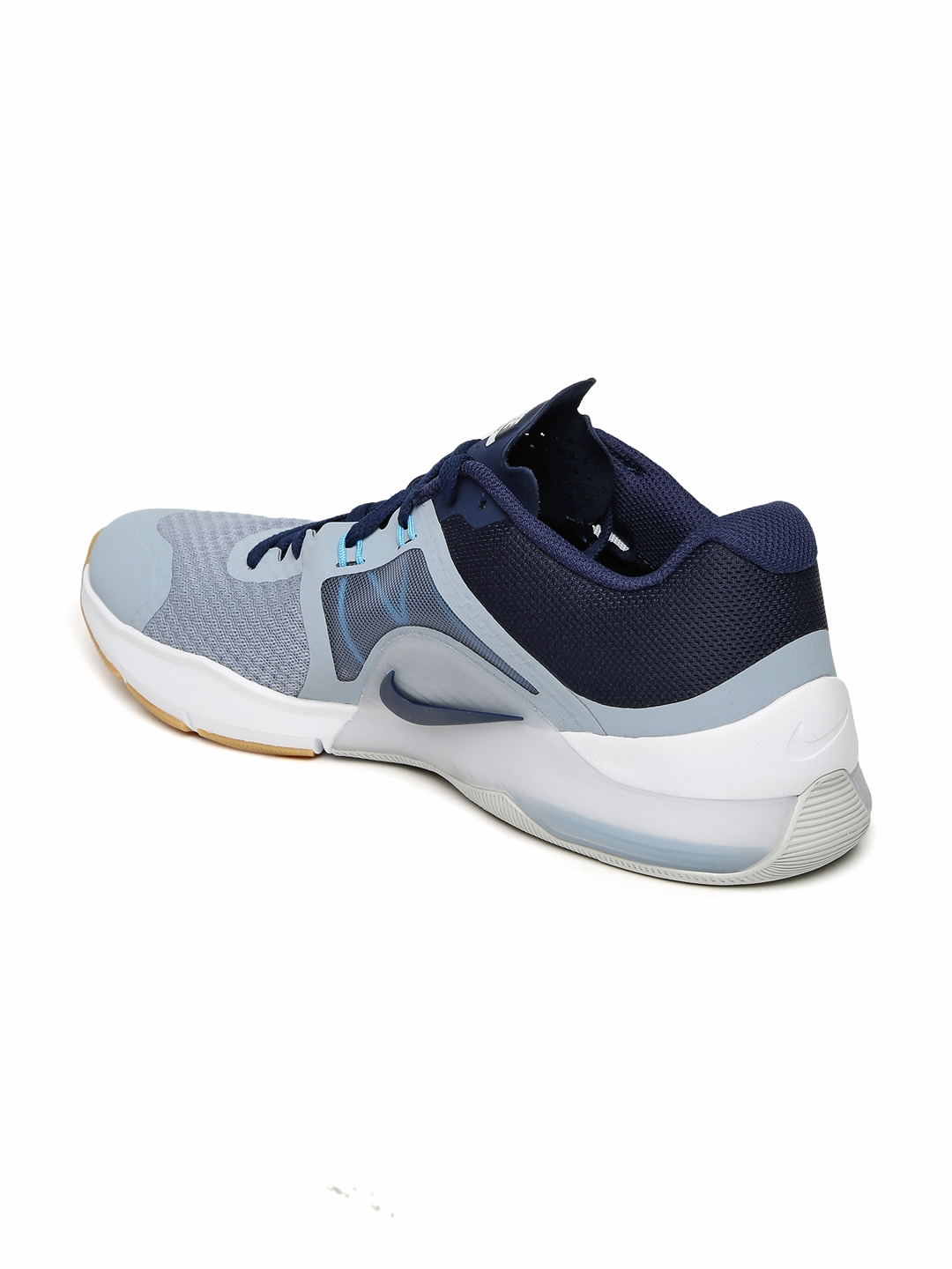 e5700dfcd57fa Buy Nike Men Grey   Navy ZOOM TRAIN COMPLETE 2 Training Shoes ...