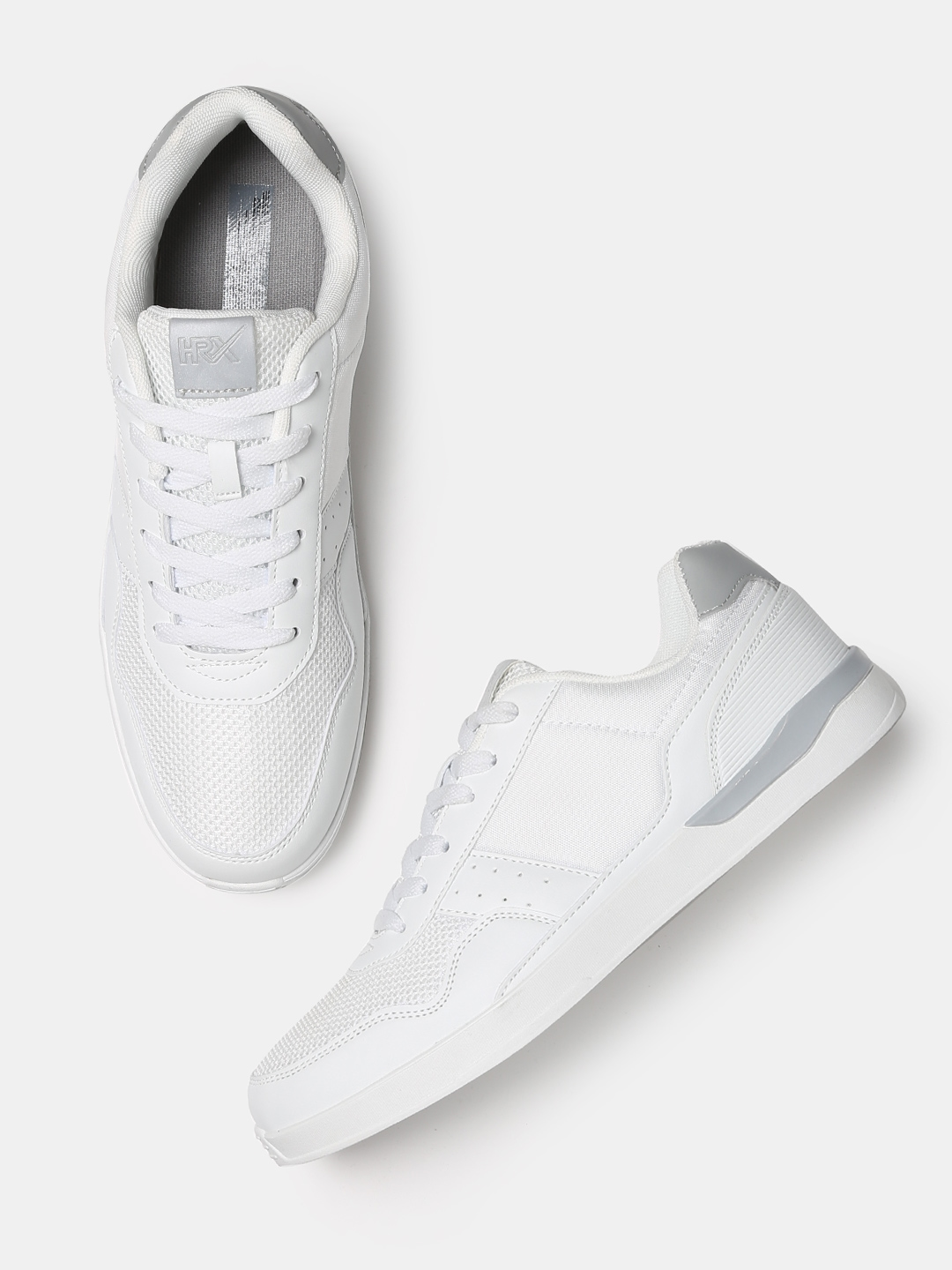 c984f1a7a Buy HRX By Hrithik Roshan Men White Pro Sneakers - Casual Shoes for ...