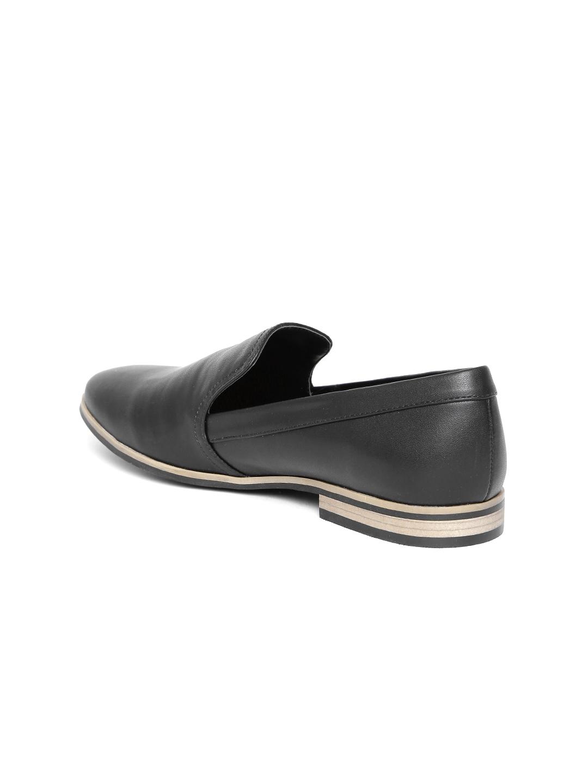 2d5276e0ed8 Buy Allen Solly Women Black Loafers - Casual Shoes for Women 2154468 ...