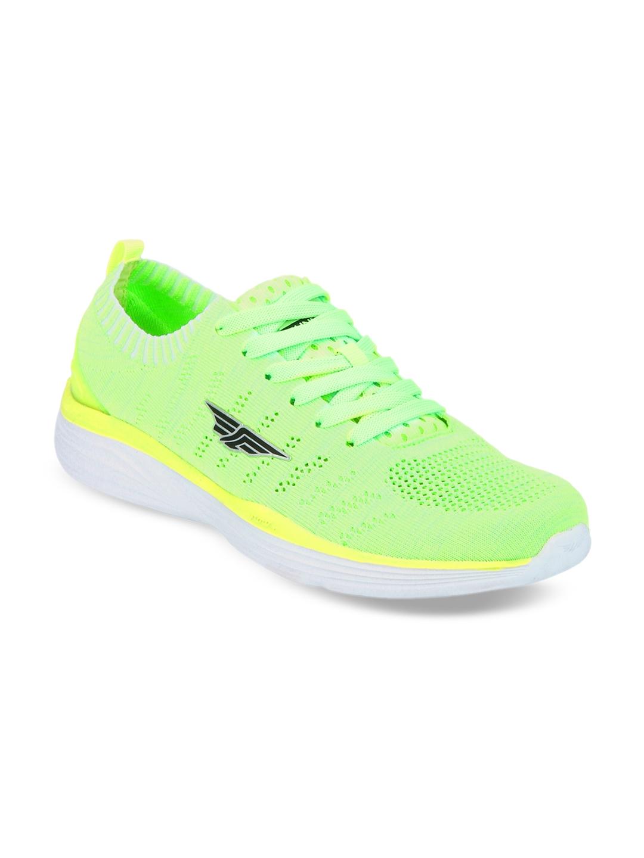 Sports Range Men Green Running Shoes