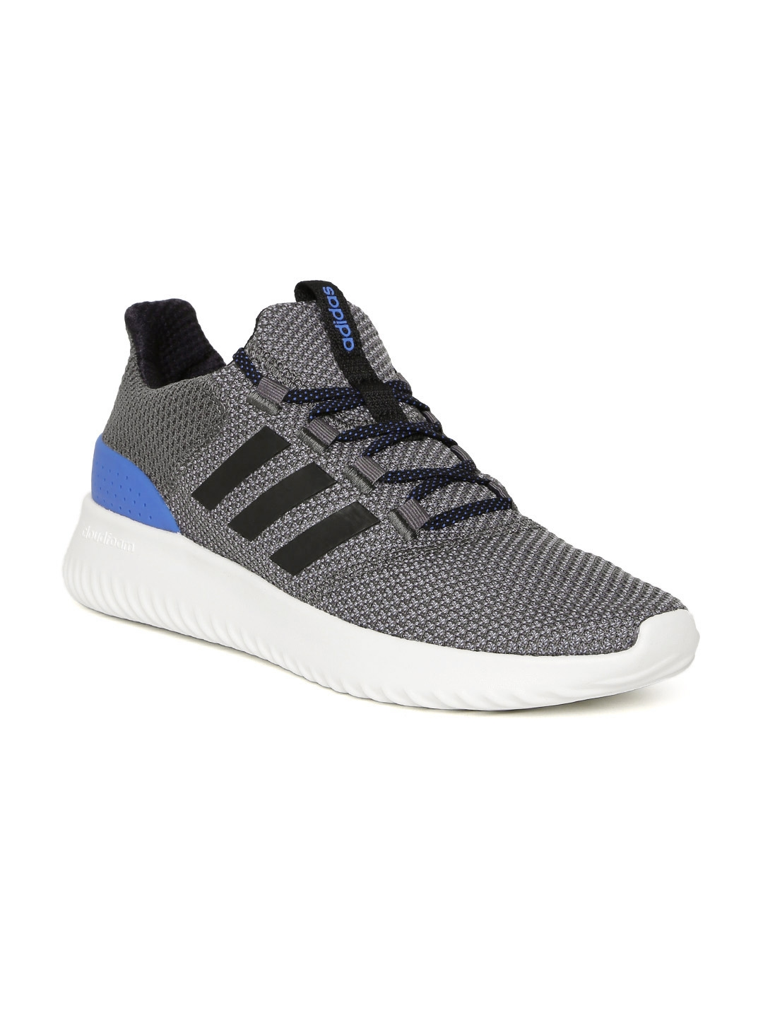 90711218bbf Buy ADIDAS NEO Men Grey CLOUDFOAM ULTIMATE Sneakers - Casual Shoes ...