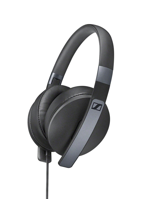 Sennheiser Black HD 4.20S Foldable Headphones with Mic Sennheiser Headphones