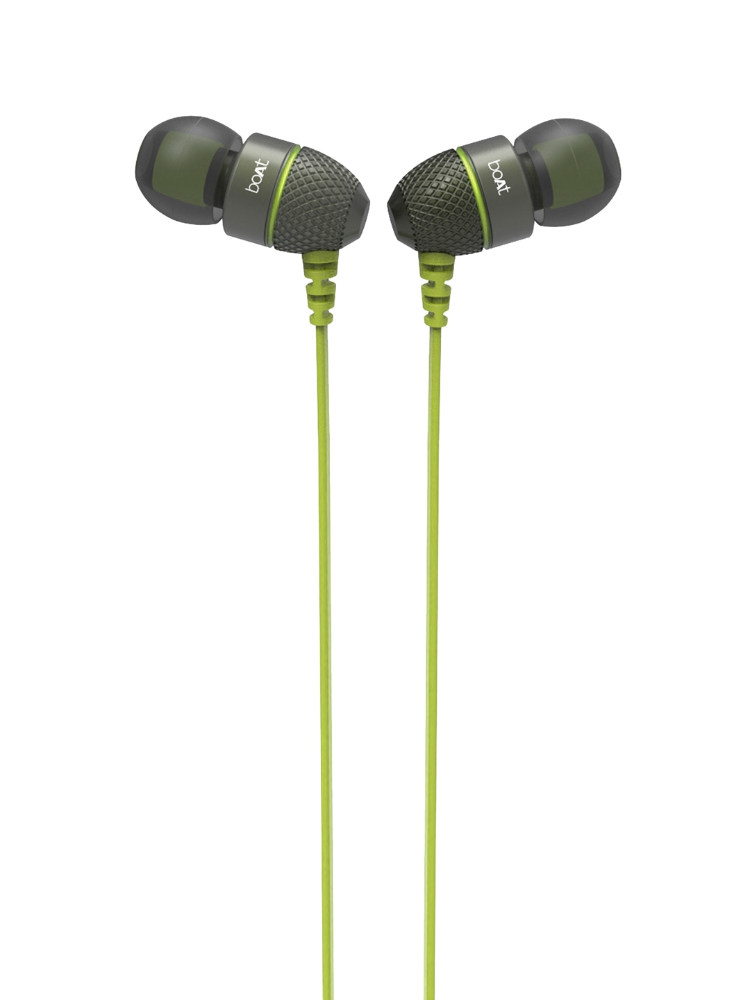 43f88d67817 Buy BoAt Lime Green & Black BassHeads 225 In Ear Super Extra Bass ...