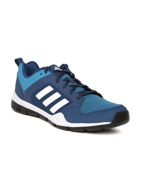 Buy ADIDAS Men Blue Andorian II Sports