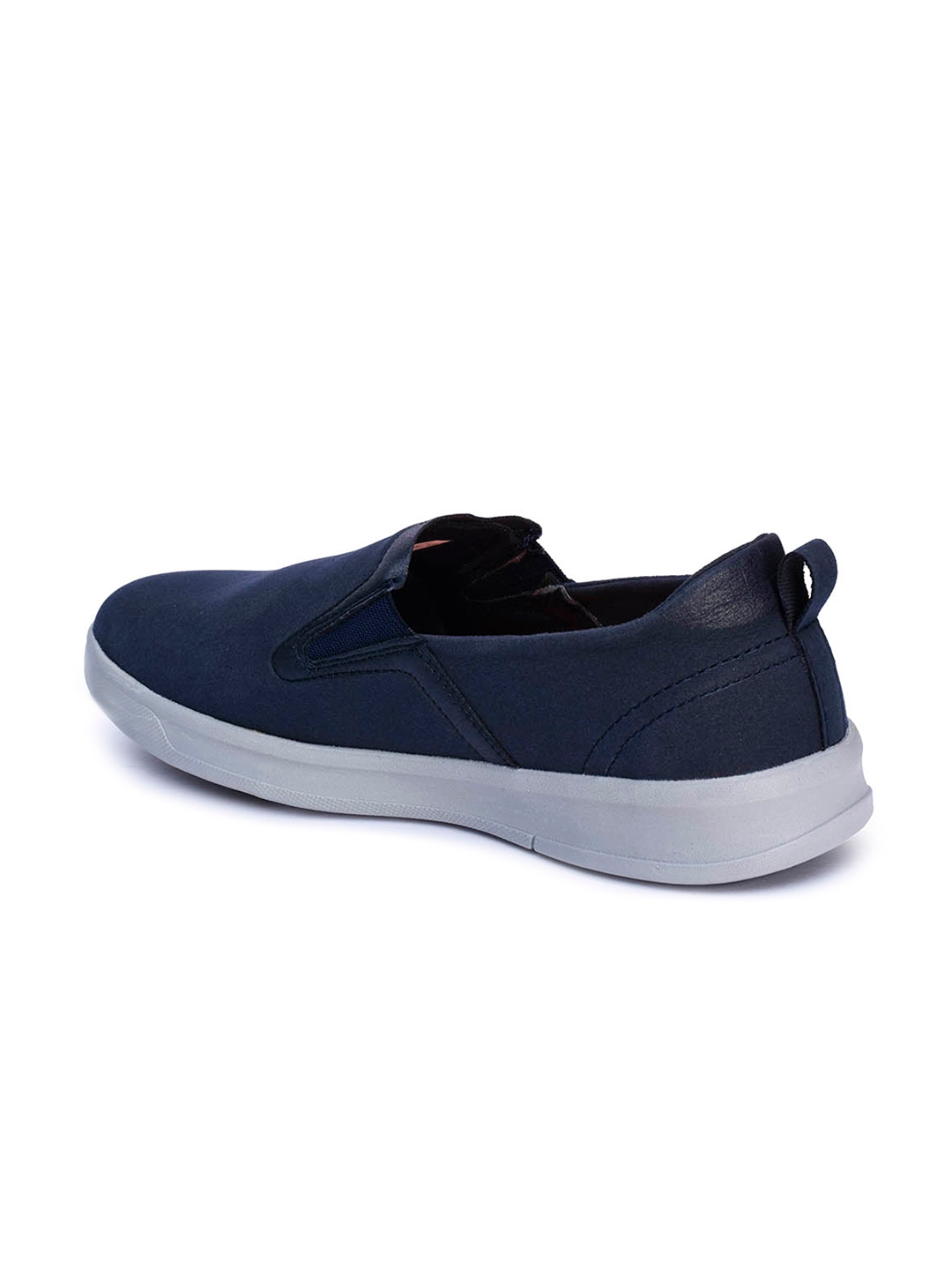 2c63e5d62367d1 Buy Campus Men Style Walk Navy Blue Slip On Sneakers - Casual Shoes ...