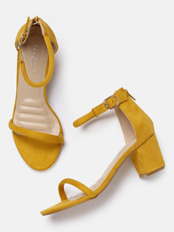 Buy Mast \u0026 Harbour Women Mustard Yellow