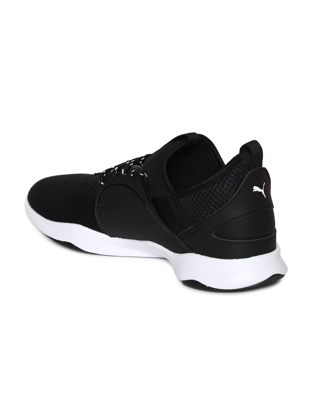 2be212ed3c4996 Buy Puma Unisex Black Dare Lace Sneakers - Casual Shoes for Unisex ...
