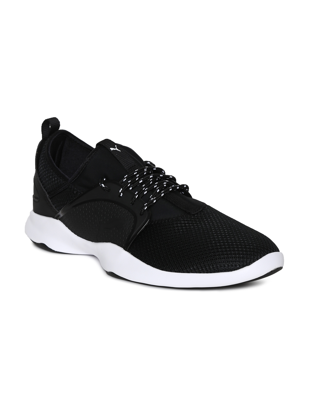8db400413e Buy Puma Unisex Black Dare Lace Sneakers - Casual Shoes for Unisex ...
