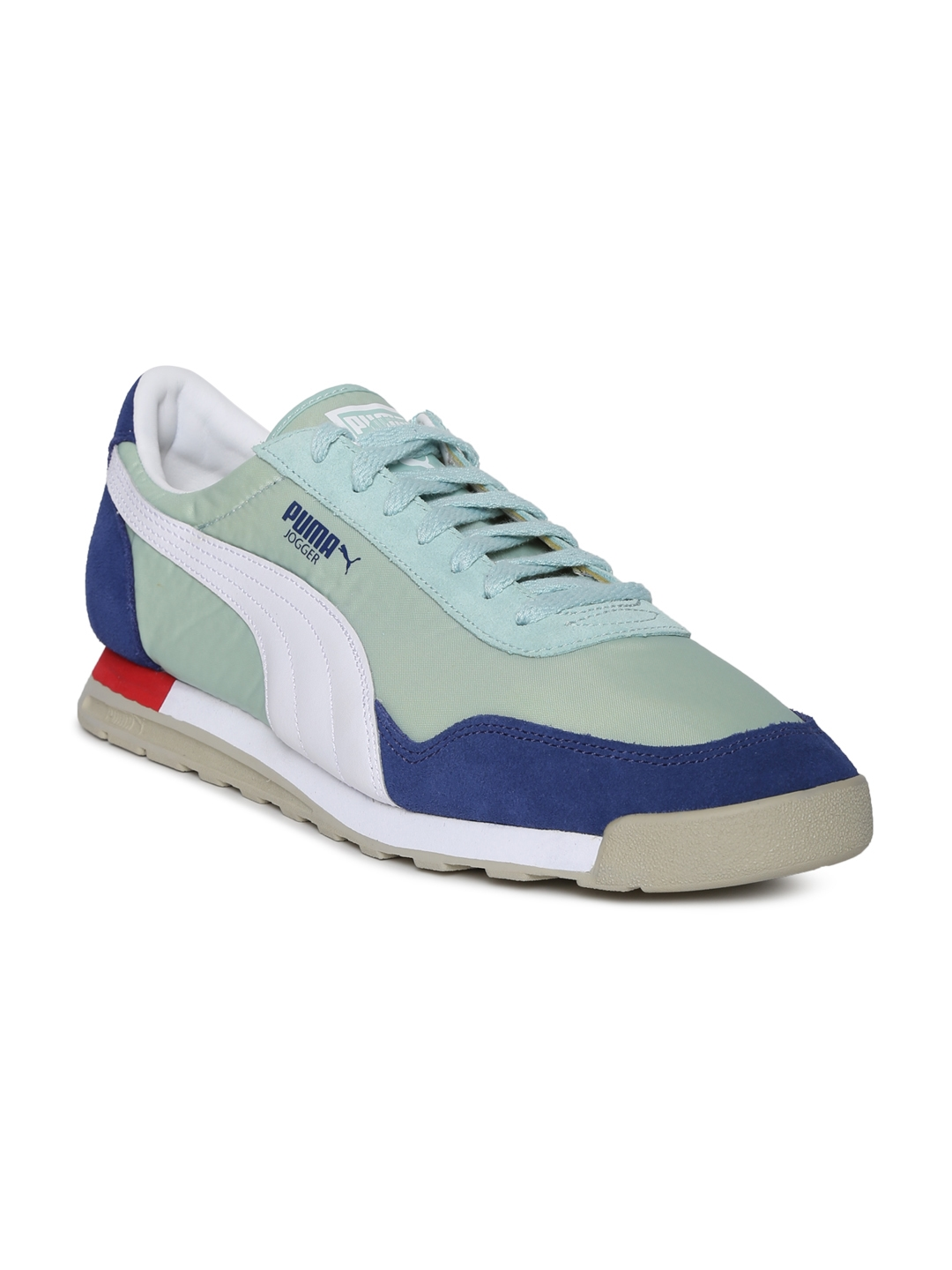 Buy Puma Unisex Blue Jogger OG Sneakers - Casual Shoes for Unisex ... 3946f350e