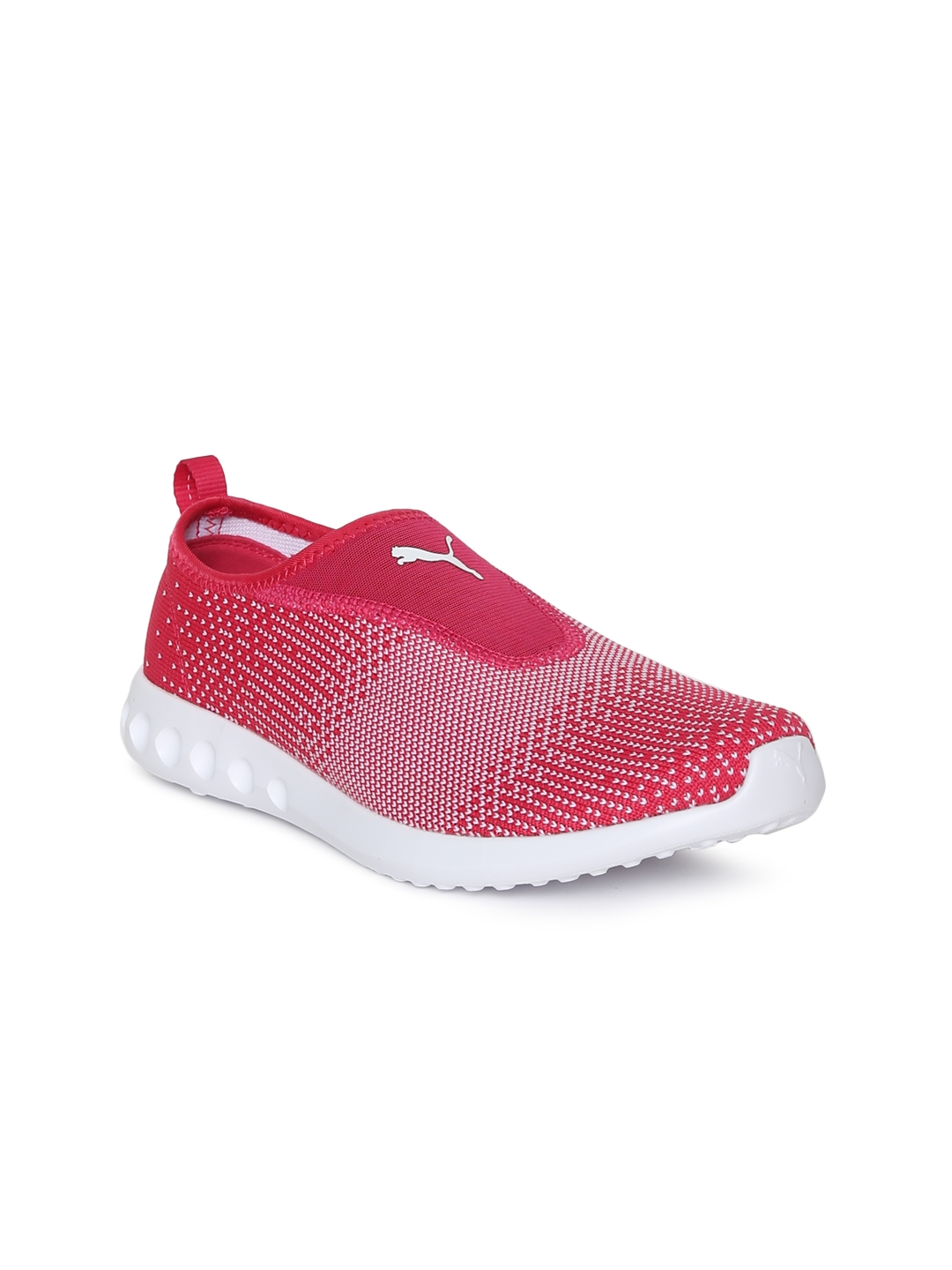 Buy Puma Women Pink Carson 2 Running Slip Ons - Sports Shoes for ... 6c75c63dd