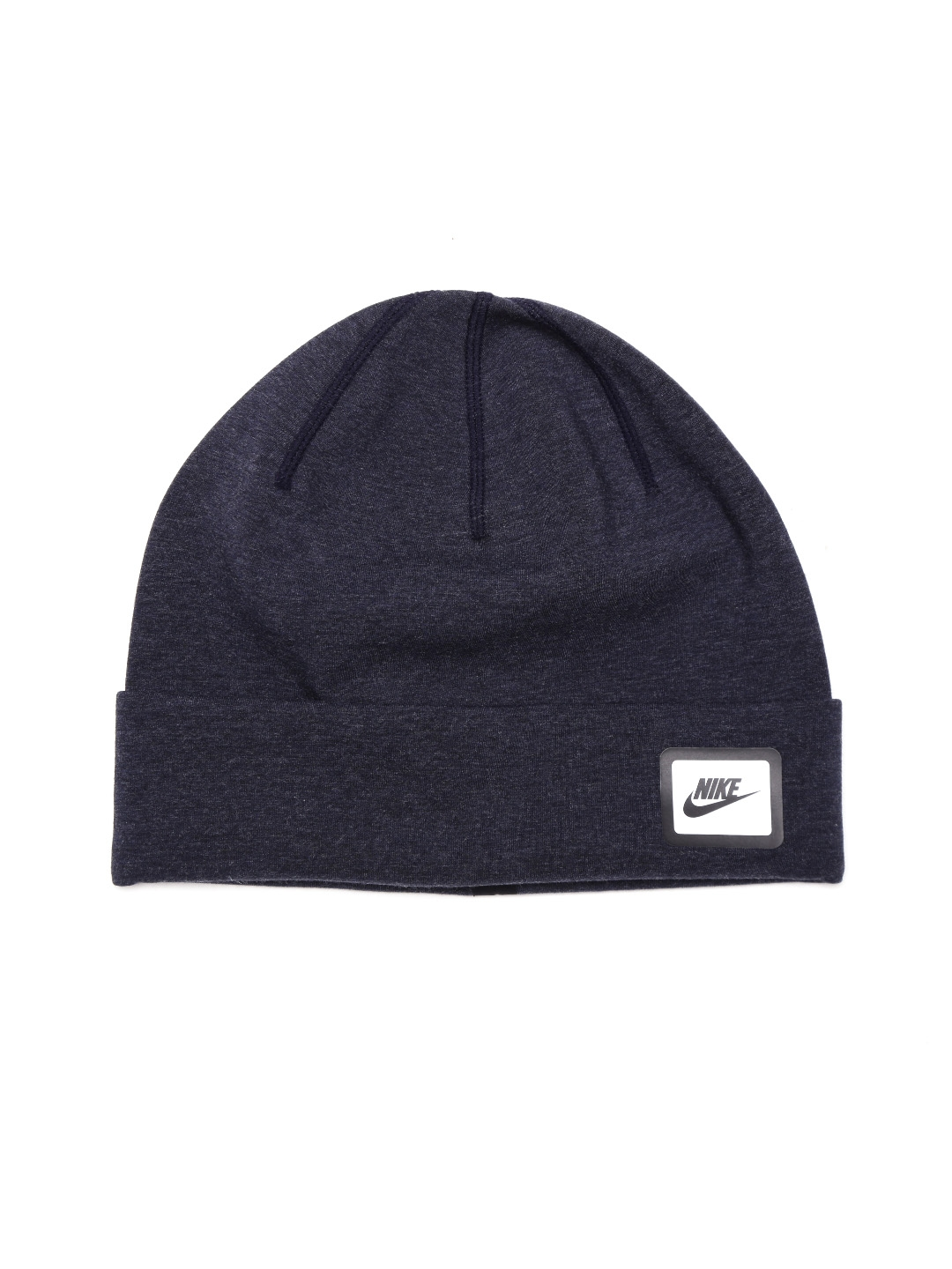 8d2001a63d7bd Buy Nike Unisex Set Of 3 Navy NSW Tech Beanies - Caps for Unisex ...