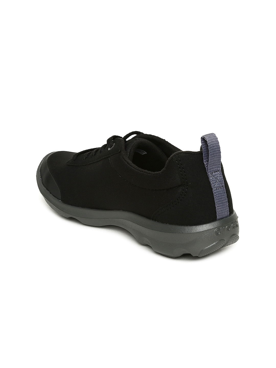 0900ed48208b06 Buy Crocs Women Black Busy Day Stretch Sneakers - Casual Shoes for ...