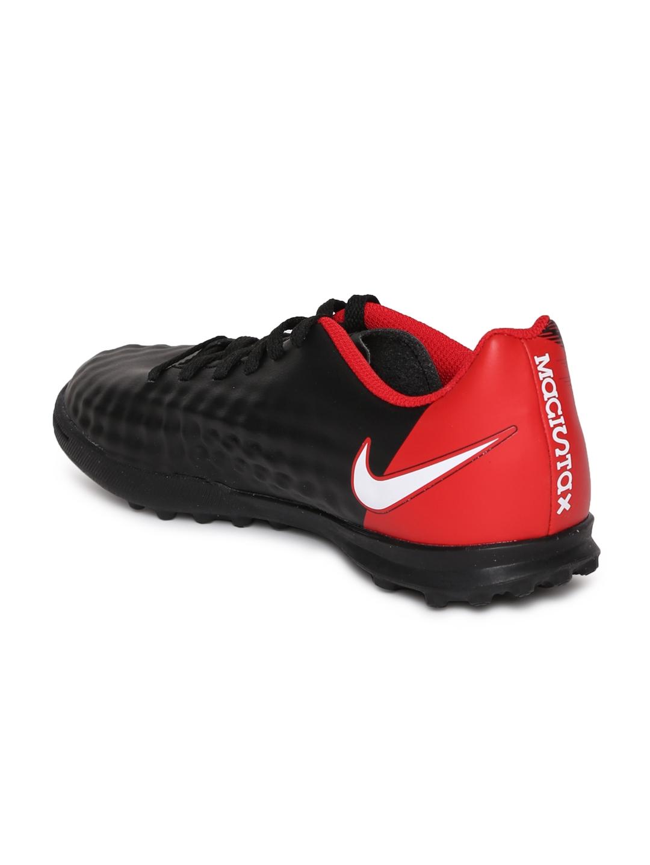 uk availability 95a8b 1e313 Nike Unisex Black JR MAGISTAX OLA II TF Football Shoes