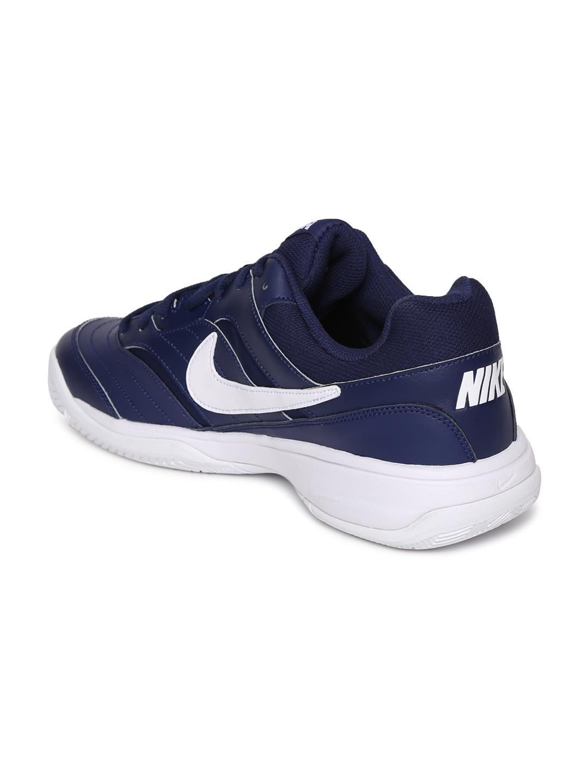 5a00d8aede7fe Buy Nike Men Blue COURT LITE Tennis Shoes - Sports Shoes for Men ...