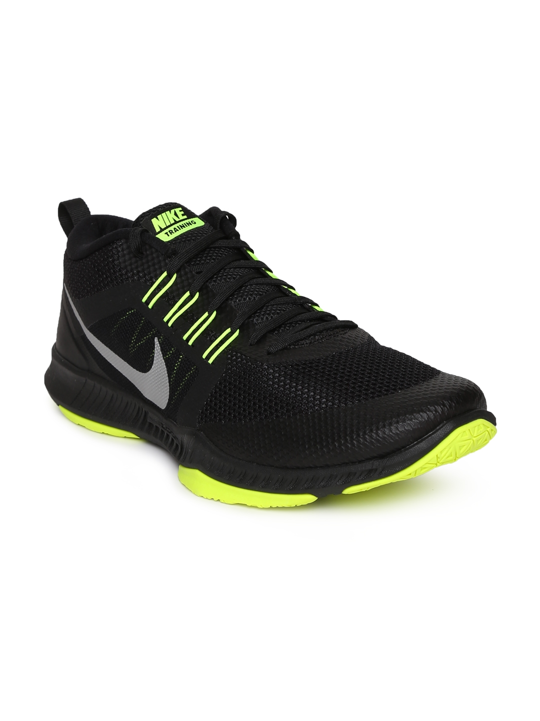 official photos 7a681 43fbb Nike Men Black ZOOM DOMINATION TR Training or Gym Shoes