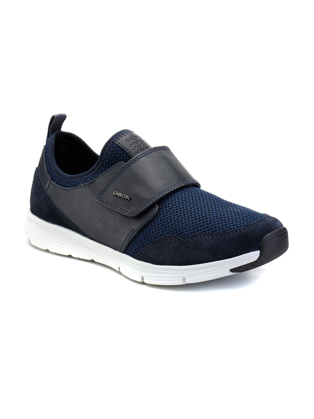 268027e6ab Buy Geox Men Navy Sneakers - Casual Shoes for Men 2194399 | Myntra