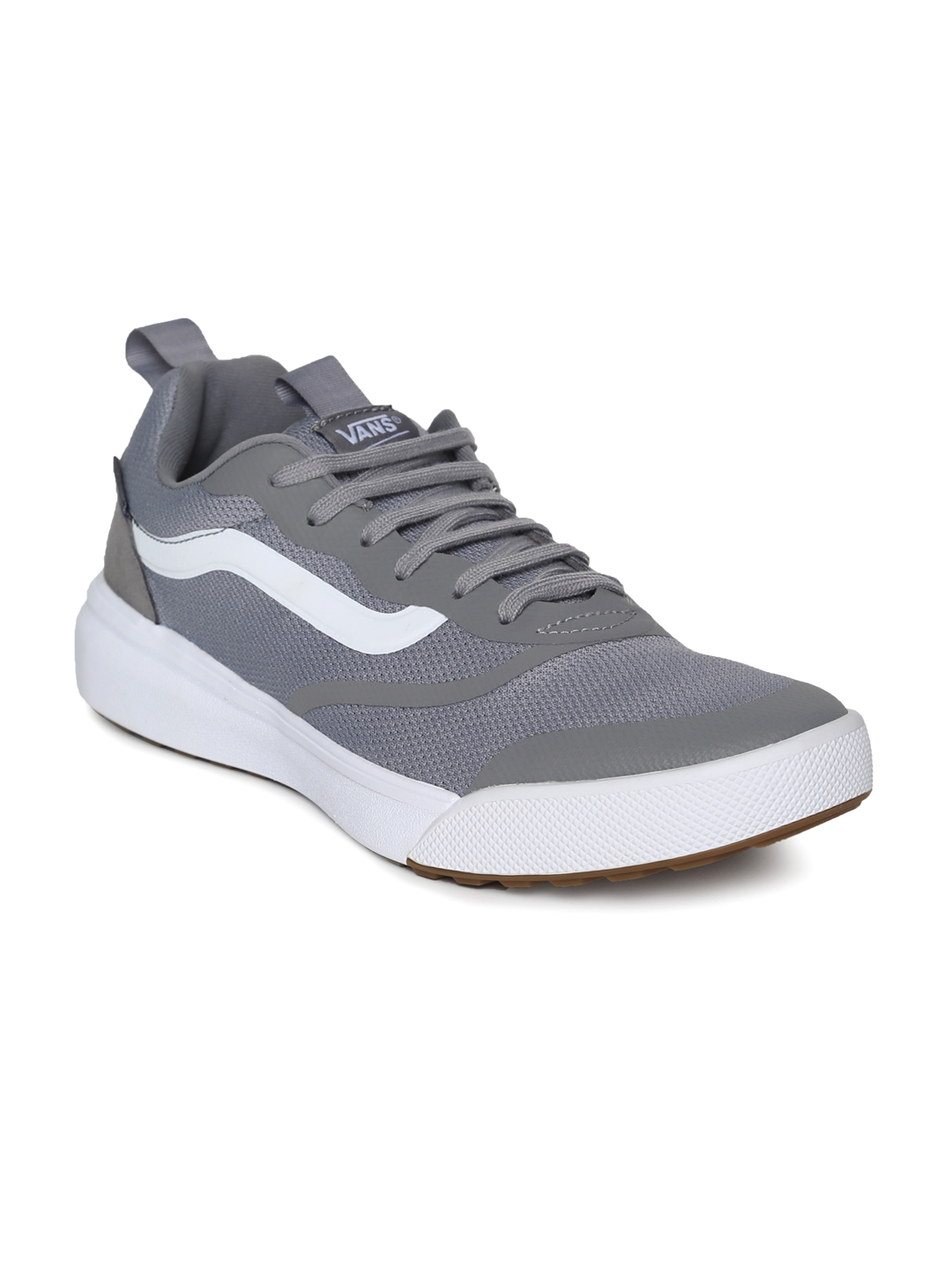 Buy Vans Men Grey UltraRange Rapidweld Sneakers - Casual Shoes for ... 3422b00e2