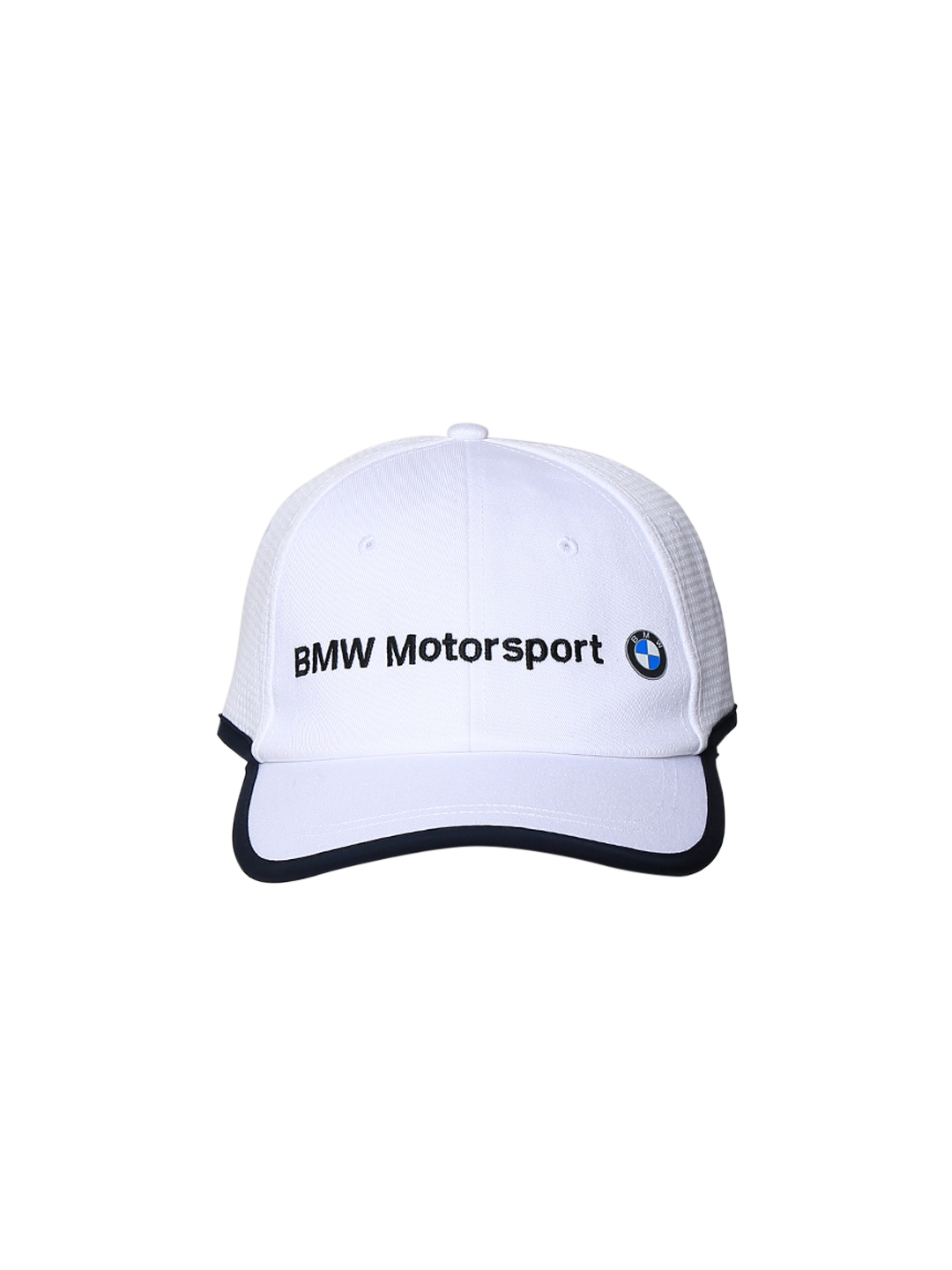 free shipping 70092 abf42 Buy Puma Unisex White BMW Motorsport Baseball Cap - Caps for Unisex 2197359    Myntra