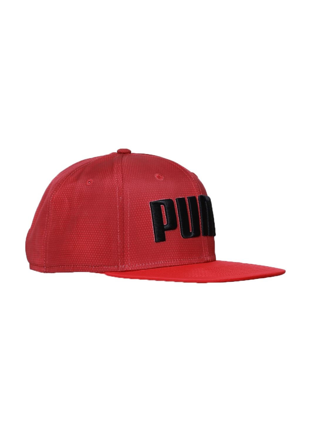 79d733cb058 Buy Puma Unisex Red ESS Flatbrim Cap - Caps for Unisex 2197393