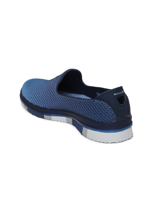 ba1fede17717 Buy Skechers Women Navy Blue GO Flex Walking Shoes - Sports Shoes ...