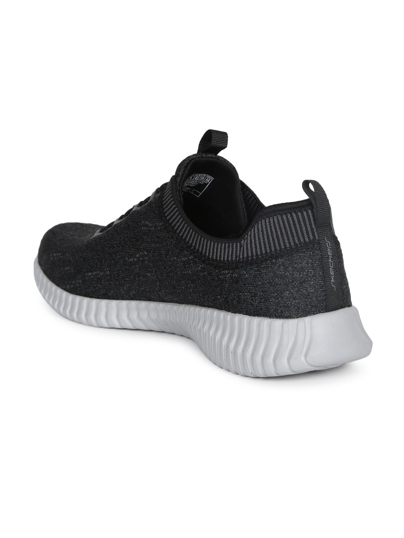 a562bec773 Buy Skechers Men Charcoal ELITE FLEX HARTNELL Casual Shoes - Casual ...