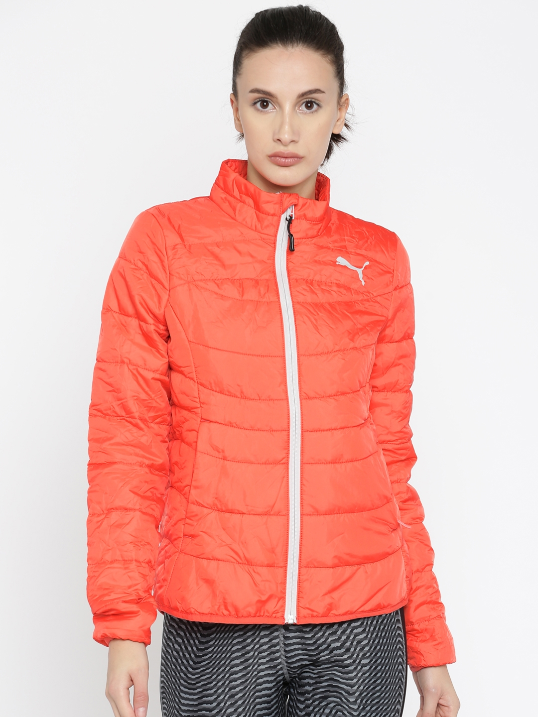 e892107c426 Buy Puma Women Coral Orange PWRWarm X PackLITE 600 Down W Padded ...