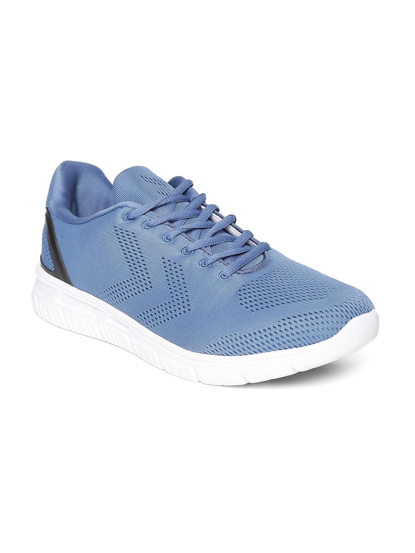 d0597cd94e8 Buy Hummel Unisex Blue Crosslite Running Shoes - Sports Shoes for ...