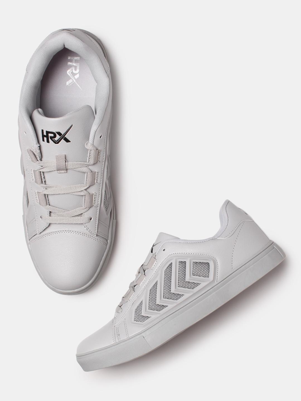 Buy HRX By Hrithik Roshan Men Grey
