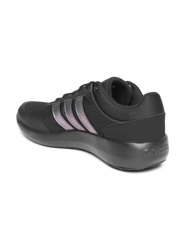 Buy Adidas NEO Men Black Cloud Foam Race Sneakers - Casual Shoes for ... 2dd933c01c