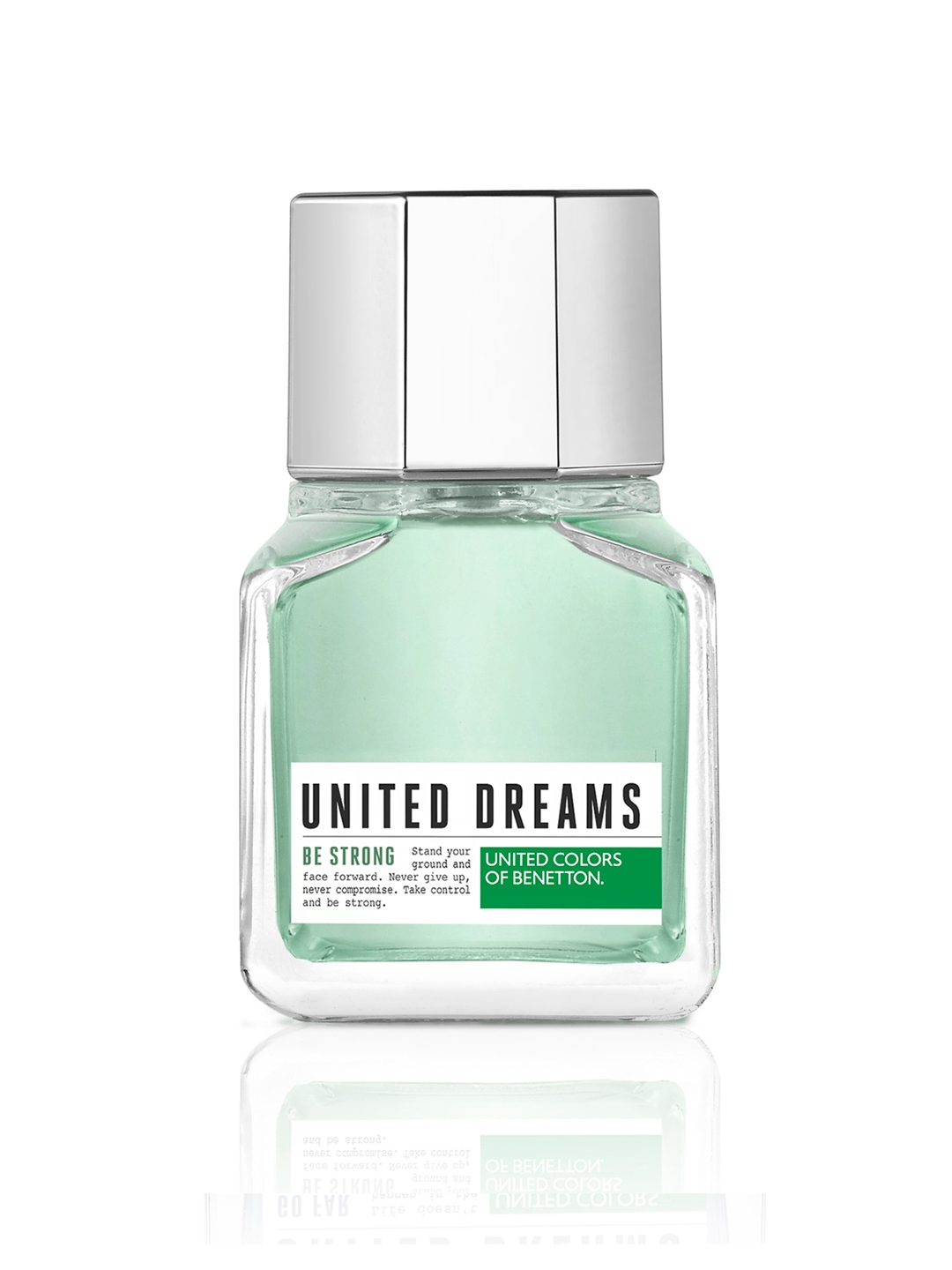 d5afb15dc United Colors of Benetton Men United Dreams Be Strong Eau De Toilette 60 ml