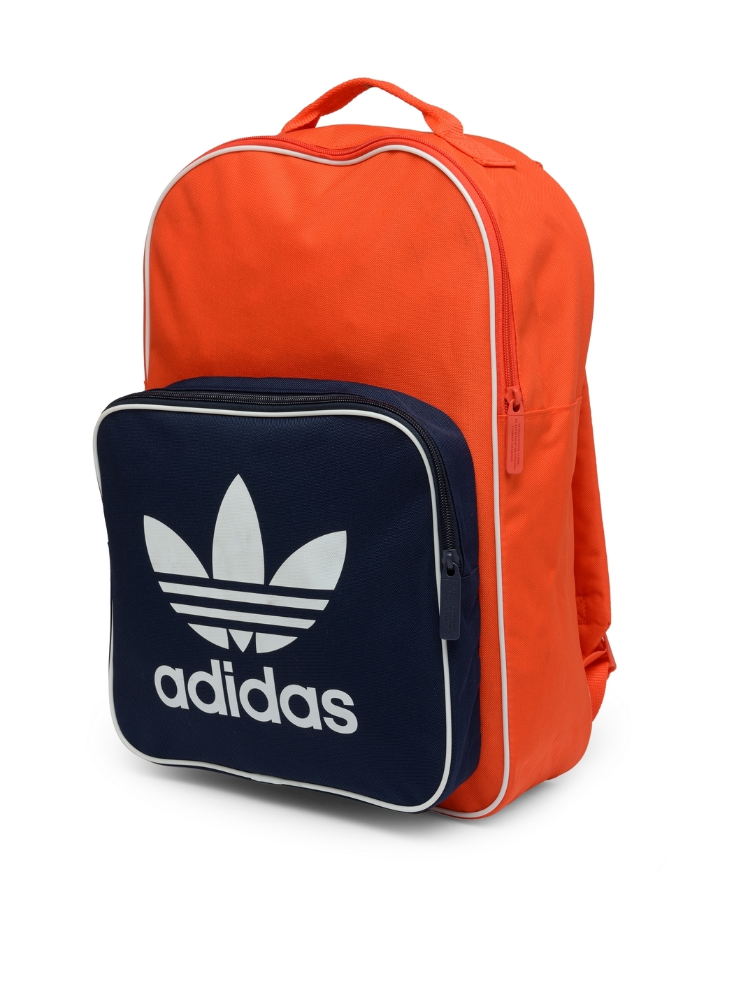b4a85f15896b Buy Adidas Originals Unisex Red Brand Logo Backpack - Backpacks for ...