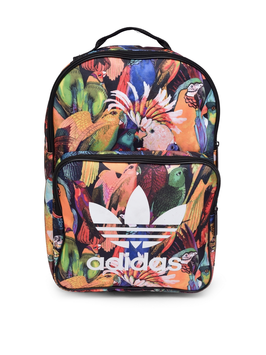 df493f1ce5 Buy ADIDAS Originals Women Multicoloured Graphic Backpack ...