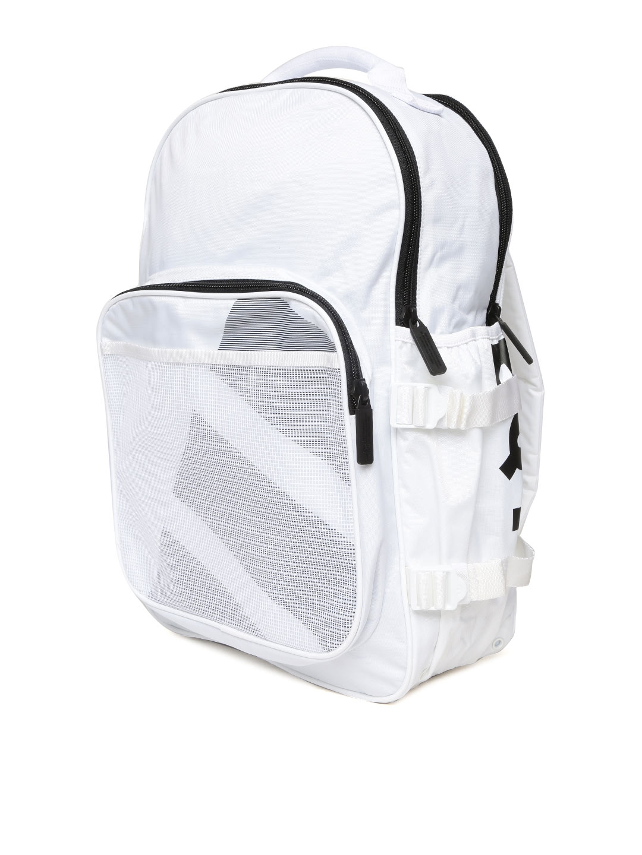 f6ed1eabdc Buy ADIDAS Originals Unisex White Classic EQT Printed Backpack ...