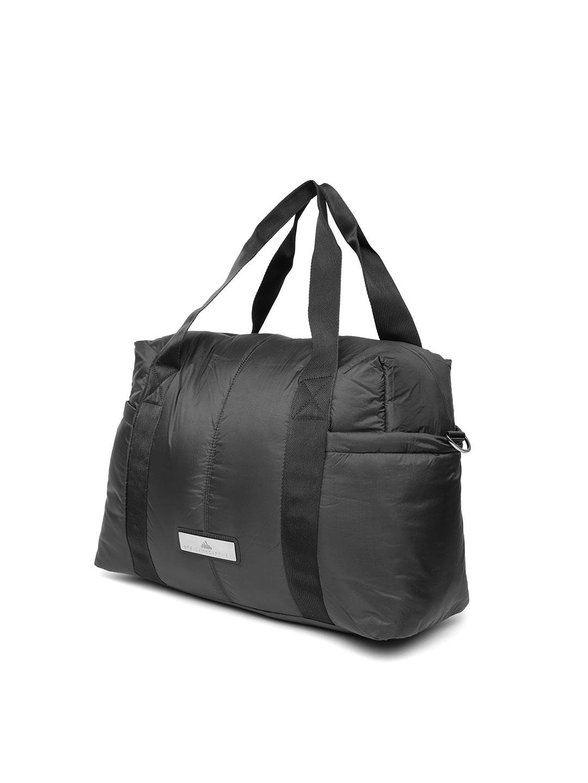 Buy Stella McCartney By Adidas Women Black Shipshape Duffel Bag ... 8f702415c561b