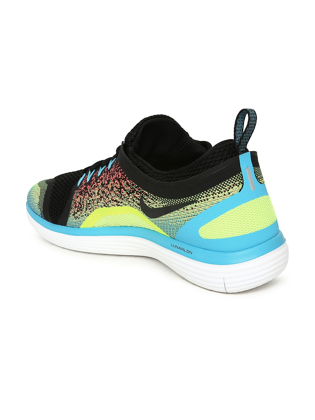 537511e52d8d Buy Nike Men Multicoloured FREE RN DISTANCE 2 Running Shoes - Sports ...
