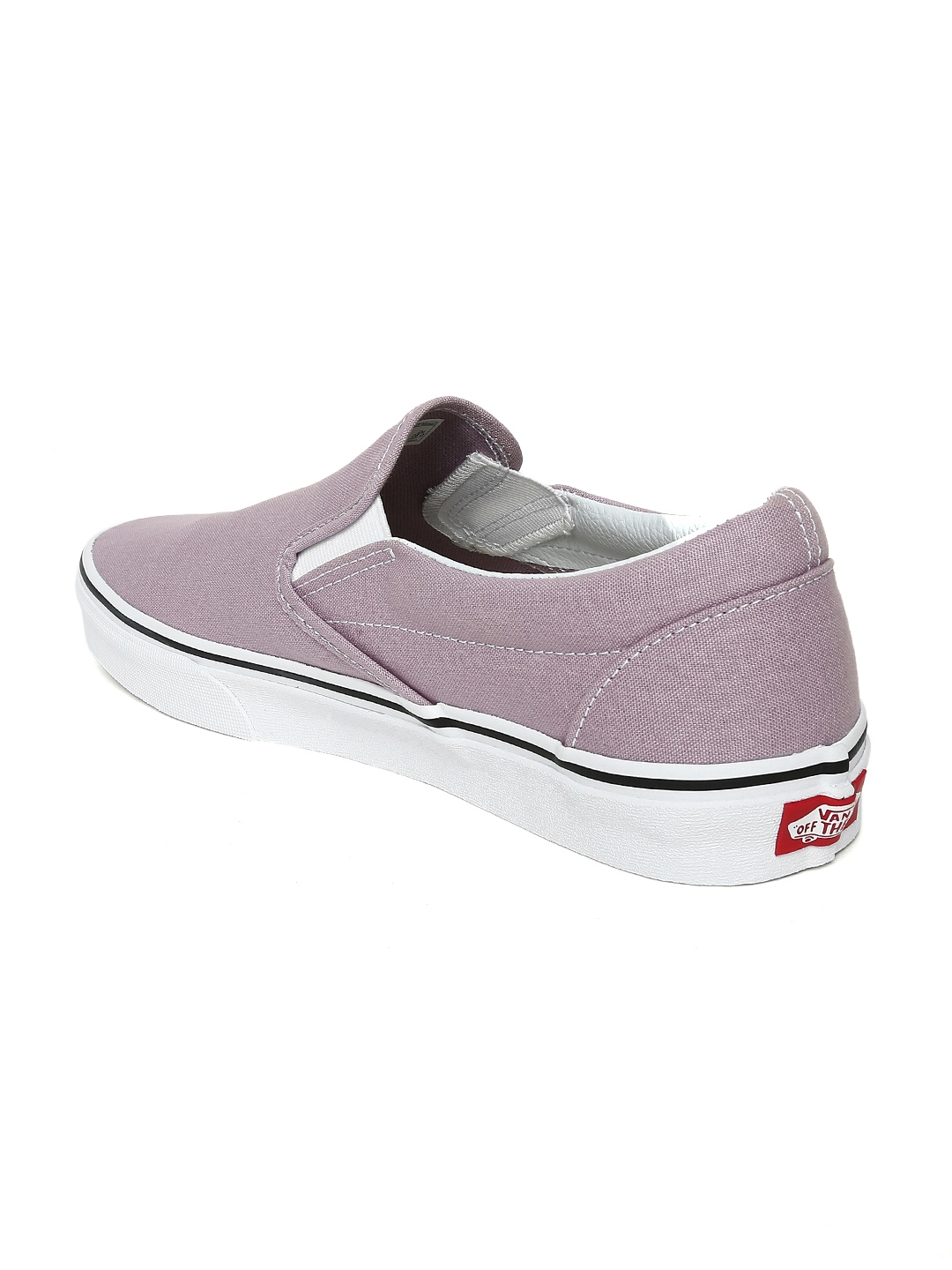 43e1524bf1 Buy Vans Unisex Lavender Classic Slip On Sneakers - Casual Shoes for ...