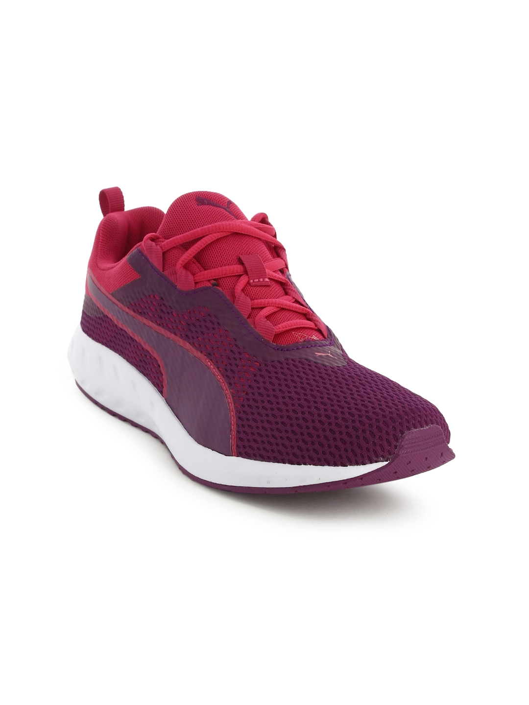 2deb3db5a026 Buy Puma Women Purple Flare 2 Running Shoes - Sports Shoes for Women ...