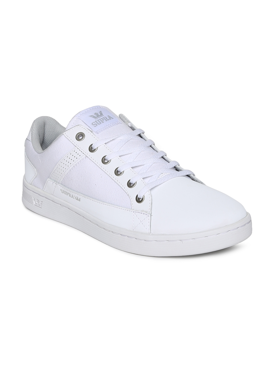 17a68eb171ad Buy Supra Men White WESTLAKE Sneakers - Casual Shoes for Men 2248786 ...