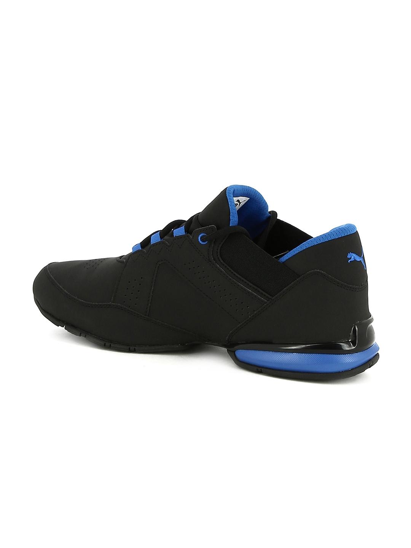 c9010ef01dad Buy Puma Men Black Enzin SL Running Shoes - Sports Shoes for Men ...