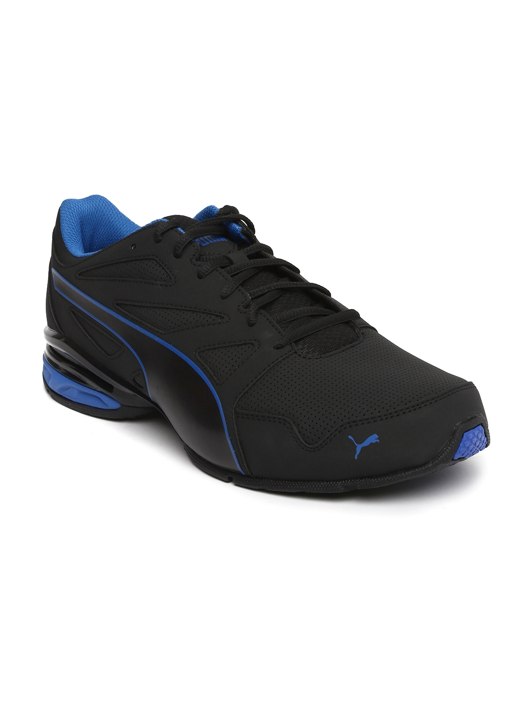 7f130dbf1181 Buy Puma Men Black Tazon Modern SL FM Running Shoes - Sports Shoes ...