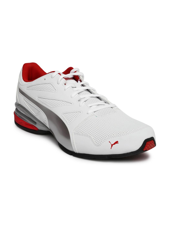 Buy Puma Men White Tazon Modern SL FM Running Shoes - Sports Shoes ... 7aa7917cf
